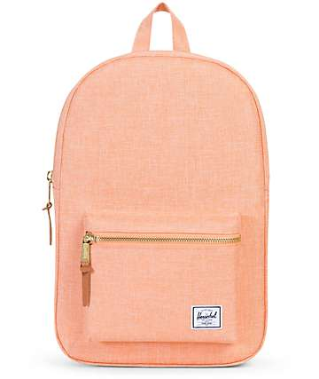Herschel Supply Co Settlement Poly Nectarine 17L Backpack