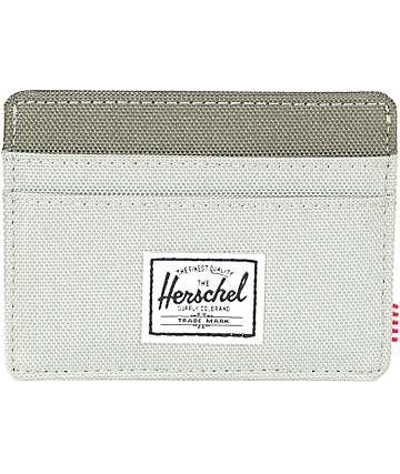 Herschel Supply Co. Charlie tarjetero verde