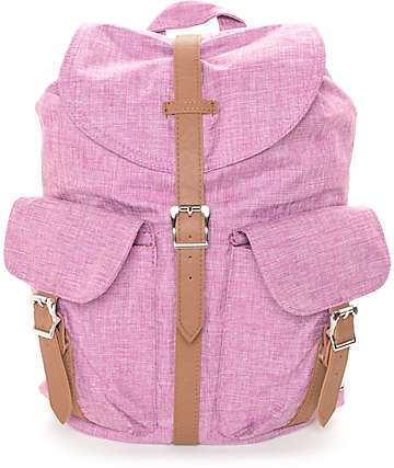 Herschel Supply Co. Dawson Fuchsia 10.75L Rucksack Backpack