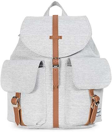 Herschel Supply Co. Dawson Light Grey Crosshatch 13L Backpack