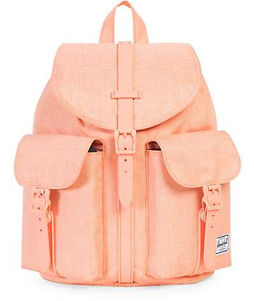 Herschel Supply Co. Dawson Nectarine Crosshatch 13L Backpack