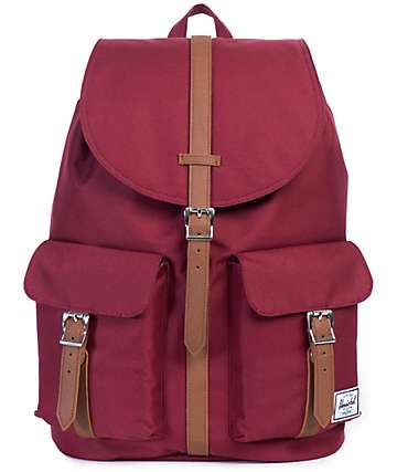 Herschel Supply Co. Dawson W 300D Windsor Wine 13L Rucksack Backpack