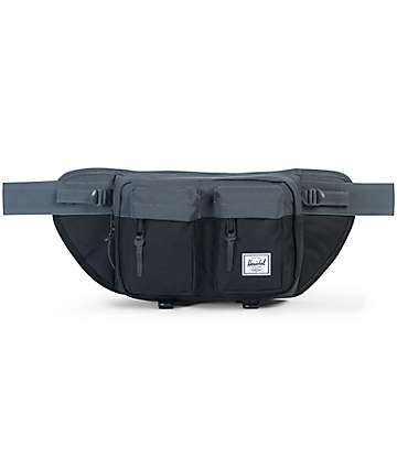 Herschel Supply Co. Eighteen Dark Shadow Fanny Pack