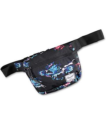 Herschel Supply Co. Fifteen Floral Blur 2L Fanny Pack