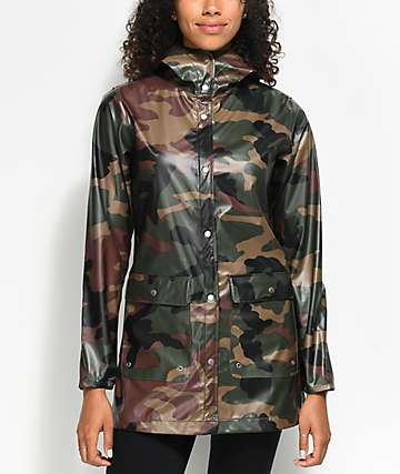 Herschel Supply Co. Forecast Camo Parka