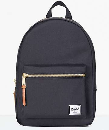 Herschel Supply Co. Grove Black 13.5L Mini Backpack