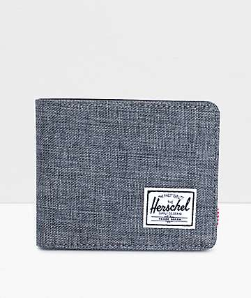 Herschel Supply Co. Hank Crosshatch Bifold Wallet