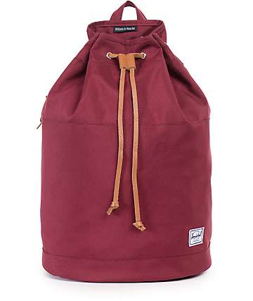 Herschel Supply Co. Hanson Poly Windsor Wine 17L Backpack
