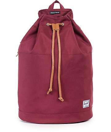 Herschel Supply Co. Hanson Poly Windsor Wine 17L Backpack