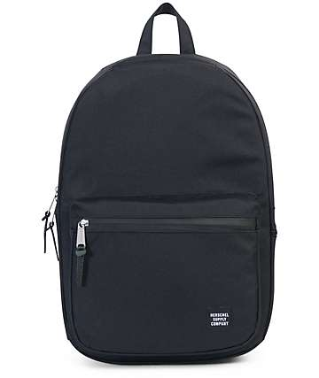 Herschel Supply Co. Harrison Black Backpack