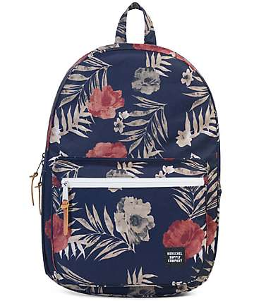 Herschel Supply Co. Harrison Peacoat Floria Backpack