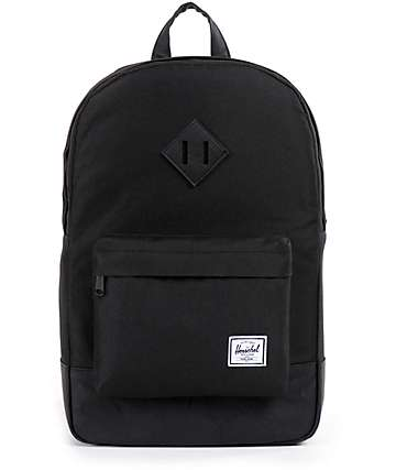 Herschel Supply Co. Heritage Black 11L Backpack