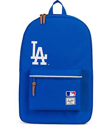 Herschel Supply Co. Heritage MLB LA Dodgers 21.5 Backpack