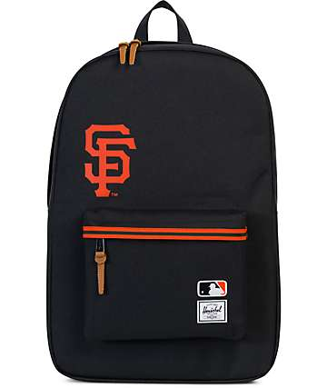 Herschel Supply Co. Heritage MLB SF Giants 21.5L Backpack