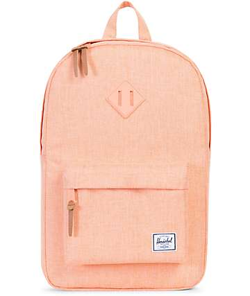 Herschel Supply Co. Heritage Mid Nectarine 14.5L Backpack