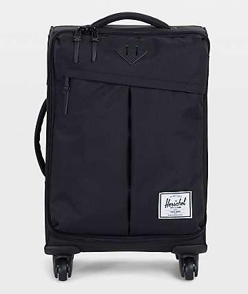 Herschel Supply Co. Highland bolso negro con ruedas