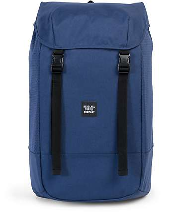 Herschel Supply Co. Iona Aspect Twilight 24L Blue & Black Backpack