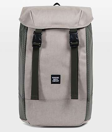 Herschel Supply Co. Iona Light Khaki Forest Night Aspect