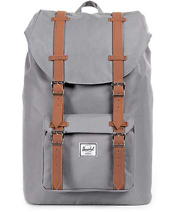 Herschel Supply Co. Little America Grey 14.5L Backpack