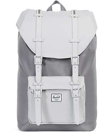 Herschel Supply Co. Little America Lunar Grey Mid 17L Backpack