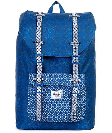 Herschel Supply Co. Little America Navy Khatam 17L Backpack