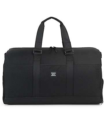 Herschel Supply Co. Novel Aspect Black 42.5L Duffle Bag