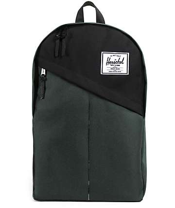 Herschel Supply Co. Parker Dark Shadow & Black 19L Backpack