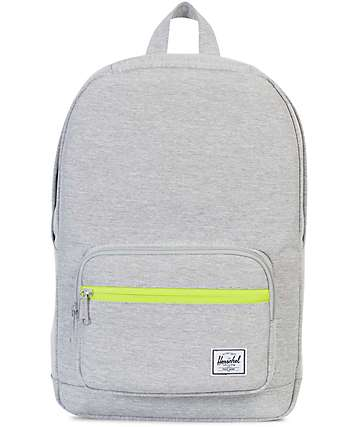 Herschel Supply Co. Pop Quiz 15.5L mochila gris