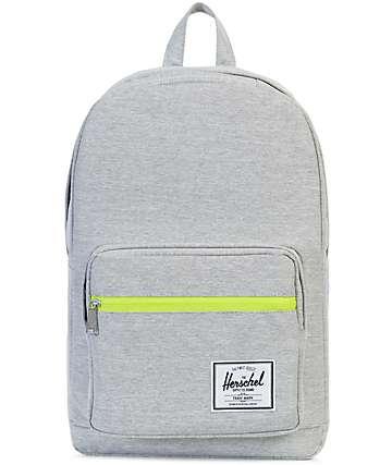 Herschel Supply Co. Pop Quiz 22L mochila tejida en gris