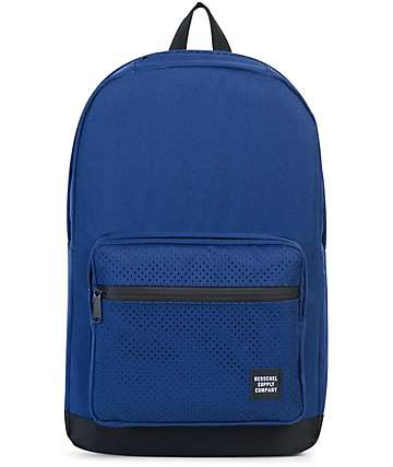Herschel Supply Co. Pop Quiz Aspect Twilight Blue & Black 22L Backpack