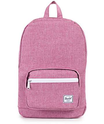Herschel Supply Co. Pop Quiz Crosshatch Fuchsia 13L Backpack