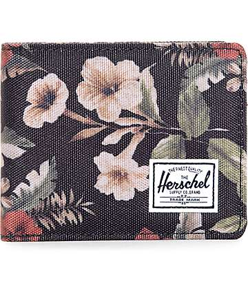 Herschel Supply Co. Roy Hawaiian Camo Bi Fold Wallet