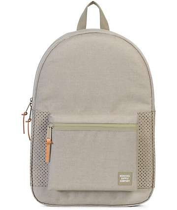 Herschel Supply Co. Settlement Aspect Dark Khaki Crosshatch 23L Backpack