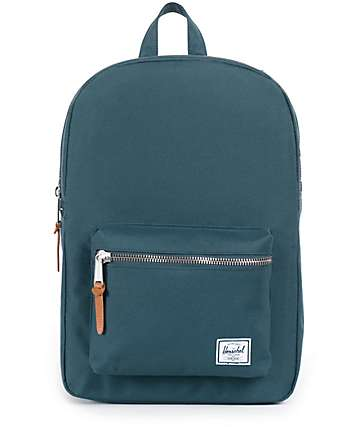 Herschel Supply Co. Settlement Indian Teal 17L Backpack