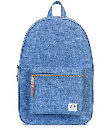 Herschel Supply Co. Settlement Limoges Crosshatch Backpack