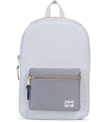 Herschel Supply Co. Settlement Lunar Grey Mid 17L Backpack