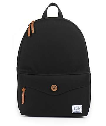 Herschel Supply Co. Sydney Black Backpack