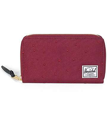 Herschel Supply Co. Thomas Windsor Wine Wallet