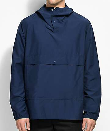 Herschel Supply Co. Voyage Navy Anorak Jacket