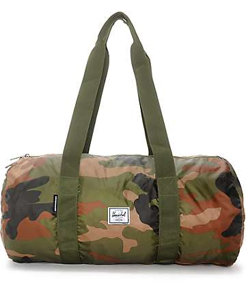 Herschel Supply Co. x Independent Packable 22L Duffle Bag