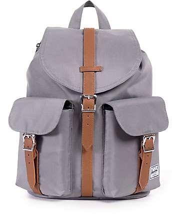 Herschel Supply Dawson Grey 10.75L Rucksack Backpack