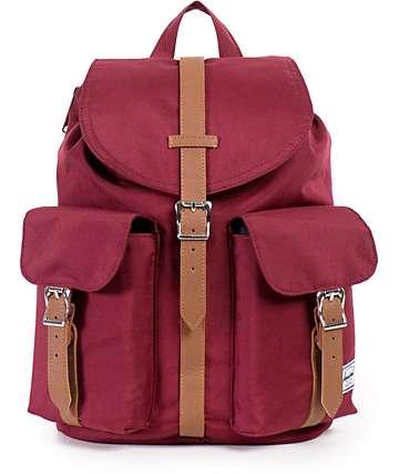 Herschel Supply Dawson Windsor Wine 10.75L Rucksack Backpack