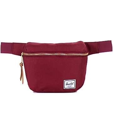 Herschel Supply Fifteen Winsor Wine 1.25L Fanny Pack