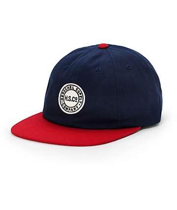 Herschel Supply Glenwood Strapback Hat