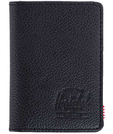 Herschel Supply Gordon Leather Bifold Wallet