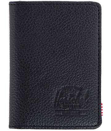 Herschel Supply Gordon Leather Bifold Wallet