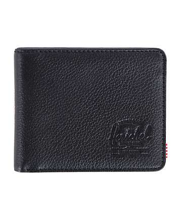 Herschel Supply Hank Leather Bifold Wallet