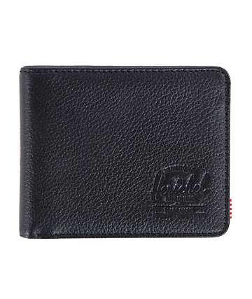 Herschel Supply Hank Leather Bifold Wallet