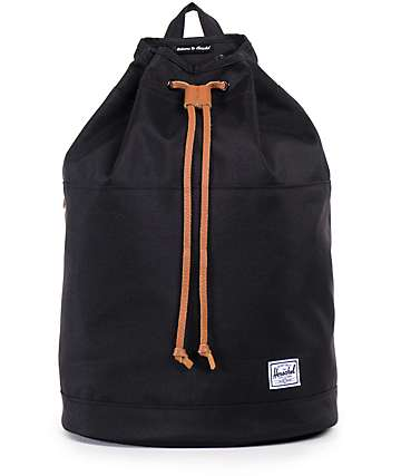 Herschel Supply Hanson Black 17L Backpack