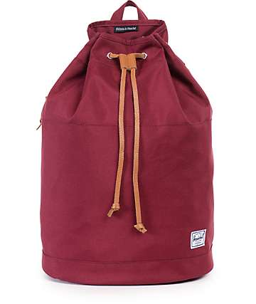 Herschel Supply Hanson Windsor Wine 17L Backpack